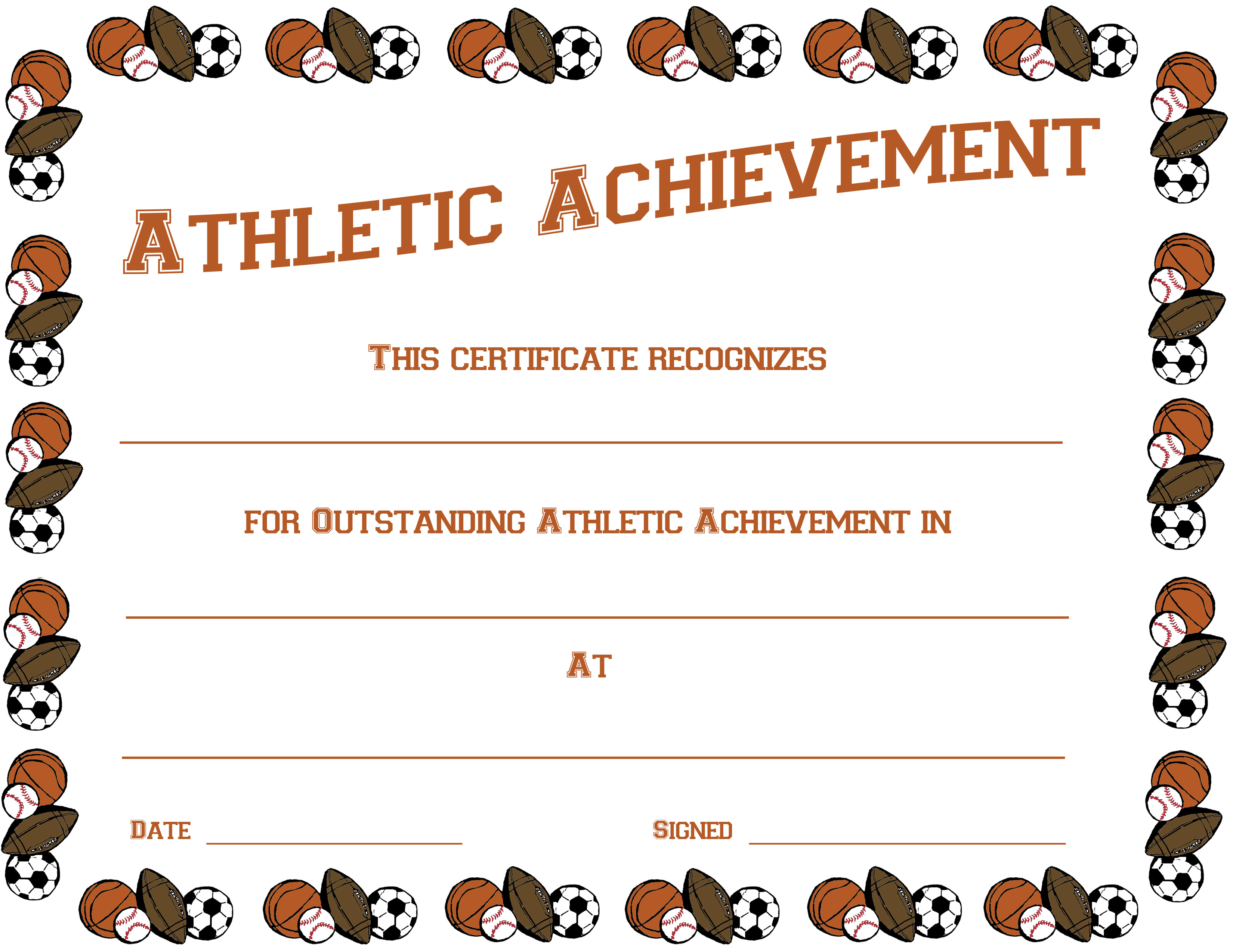 86 athletic certificate templates home certificate template awesome collection of sports certificates business cards and pap554 athletic certificate templates 1betcityfo Choice Image